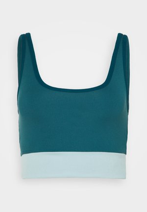 LUXE - Sports shirt - dark teal/green