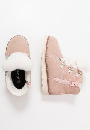EBBA WP - Winter boots - antiquerose