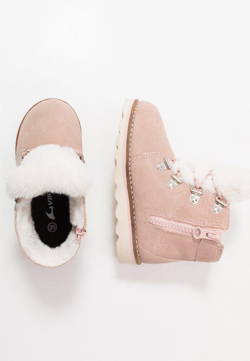 Viking - EBBA WP - Zimní obuv - antiquerose