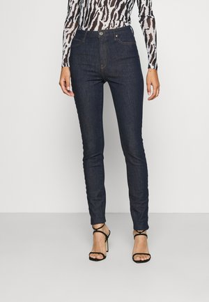 BOWIE RINSE - Jeans Skinny Fit - denim blue
