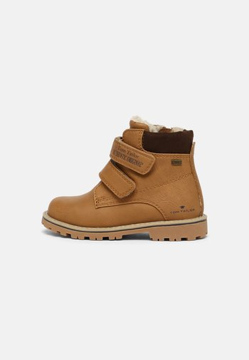 UNISEX - Winter boots - camel