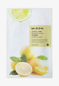 Mizon - JOYFUL TIME ESSENCE VITAMIN 4 MASKS PACK - Skincare set - - - 0