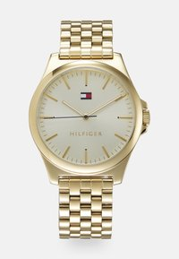 Tommy Hilfiger - BARCLAY UNISEX - Watch - gold-coloured - 0