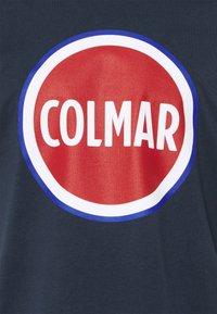 Colmar Originals - FIFTH - Print T-shirt - navy - 4