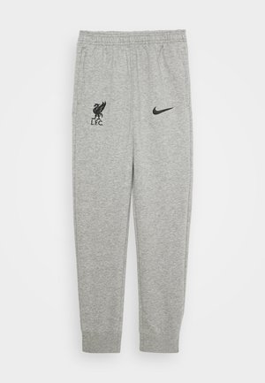 LIVERPOOL FC PANT UNISEX - Club wear - grey heather/black