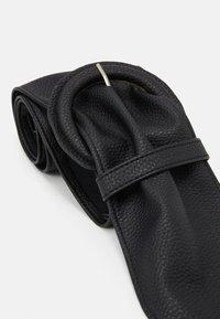 Pieces - PCANDREA WAIST BELT - Waist belt - black - 3