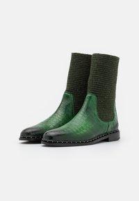 Melvin & Hamilton - SUSAN 69 - Kotníkové boty - green - 2
