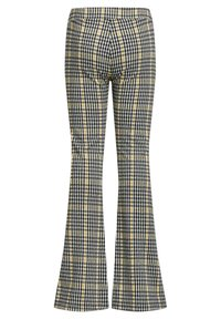 WE Fashion - MET RUITDESSIN - Leggings - Trousers - yellow