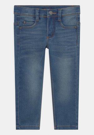 GIRLS TROUSER - Jeans Slim Fit - jeansblau