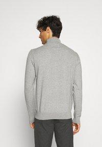 INDICODE JEANS - BURNS - Pullover - mottled light grey - 2