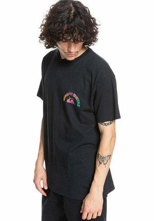 DAZE  - Print T-shirt - anthracite