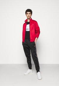 Polo Ralph Lauren - TRACK - Tröja med dragkedja - red - 1
