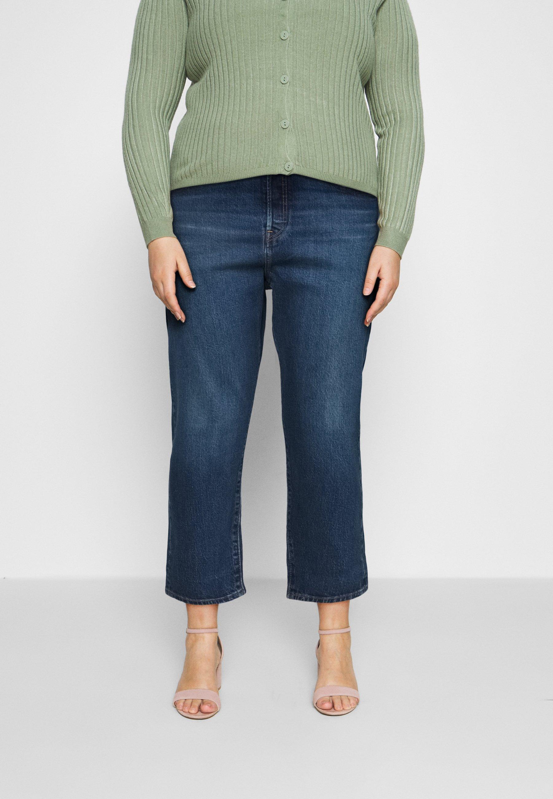 Women 501 CROP - Slim fit jeans