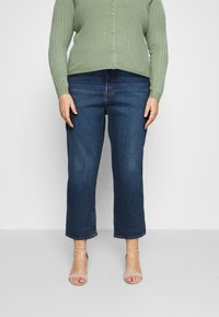 Levi's® Plus - 501 CROP - Slim fit jeans - charleston outlasted - 0