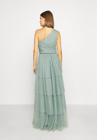 YAS - VIDIA BRIDESMAIDS DRESS - Abito da sera - oil blue - 2