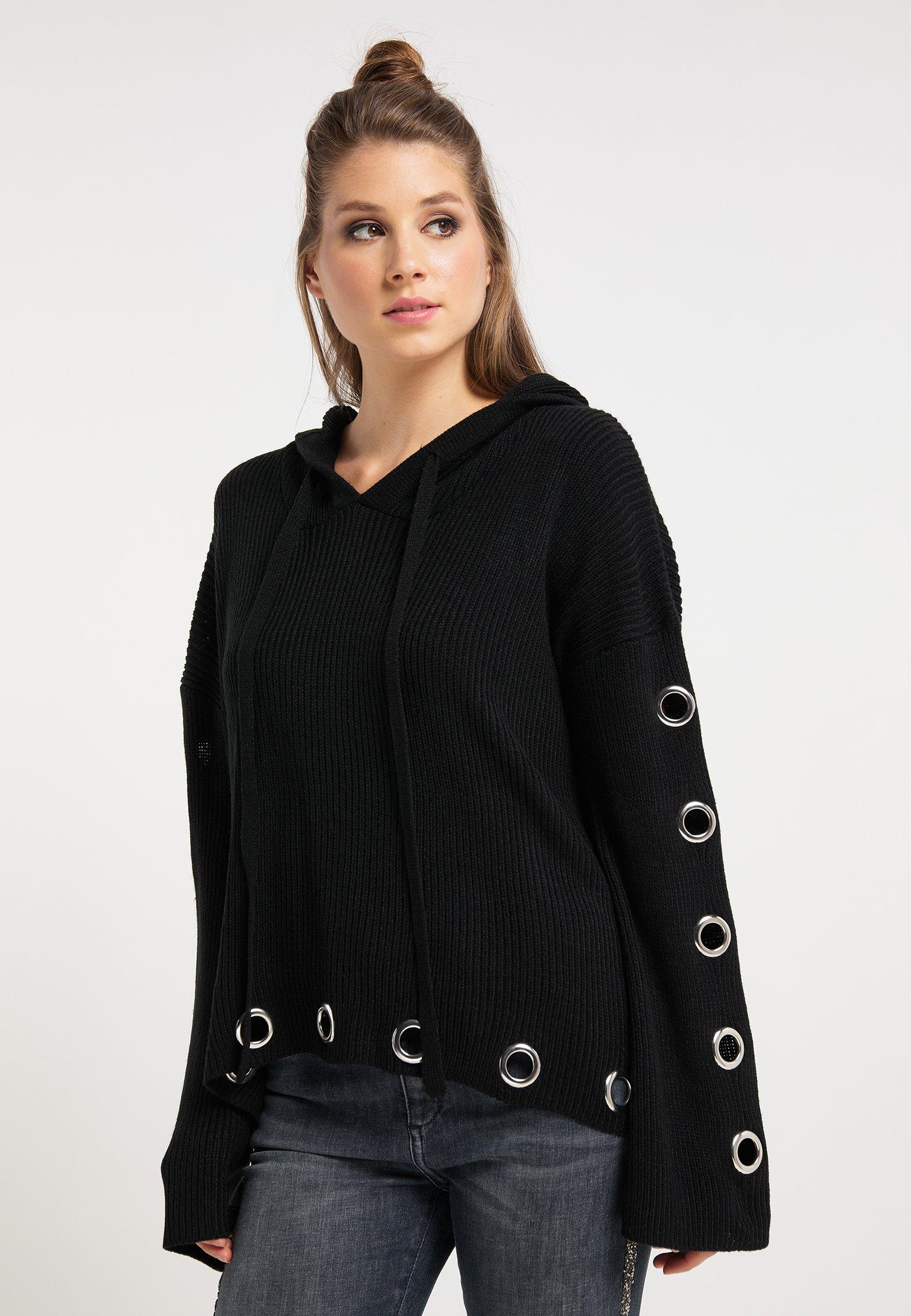 Mujer Jersey con capucha