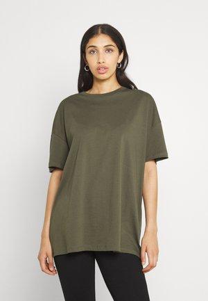 ONLMAYA LIFE OVERSIZE - T-shirt basique - grape leaf