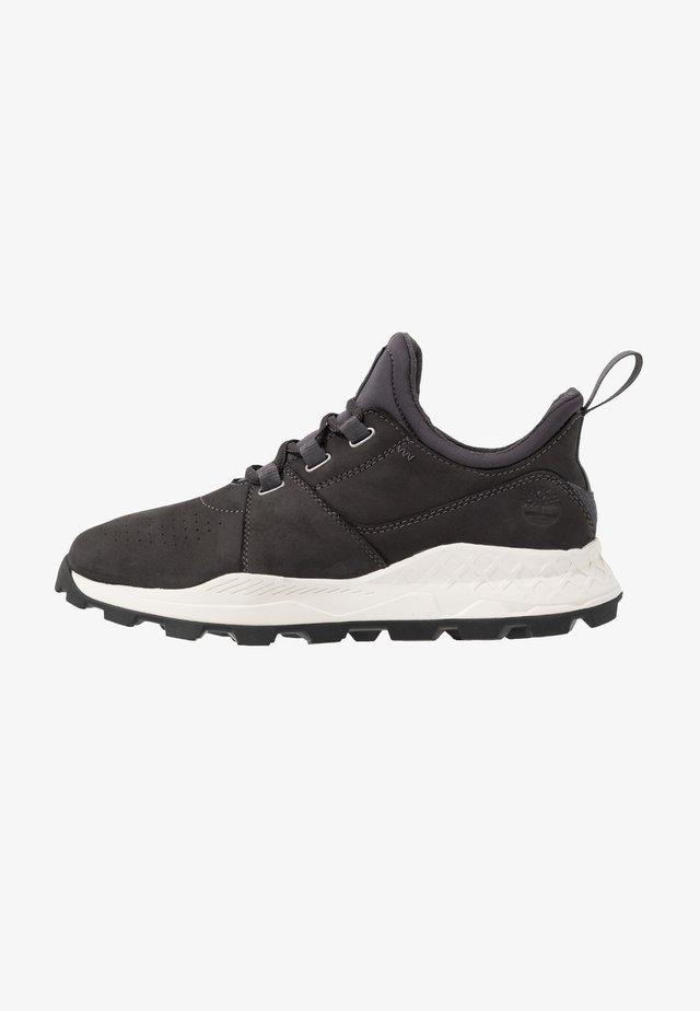 BROOKLYN LACE OXFORD - Sneaker low - dark grey