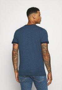 Nerve - NECHAZ TEE - Print T-shirt - ensign blue - 2