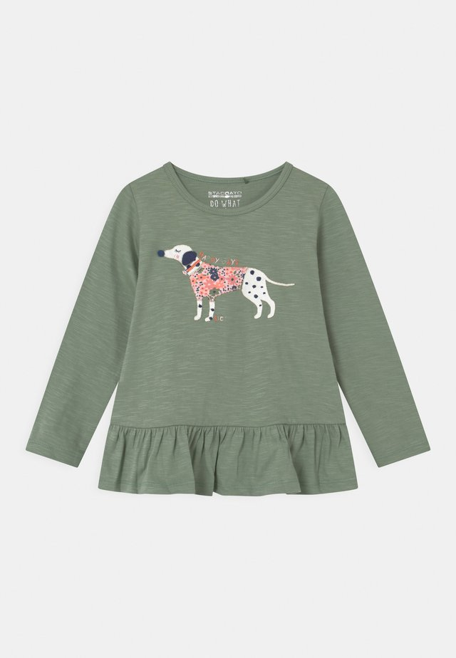 KID - Long sleeved top - khaki