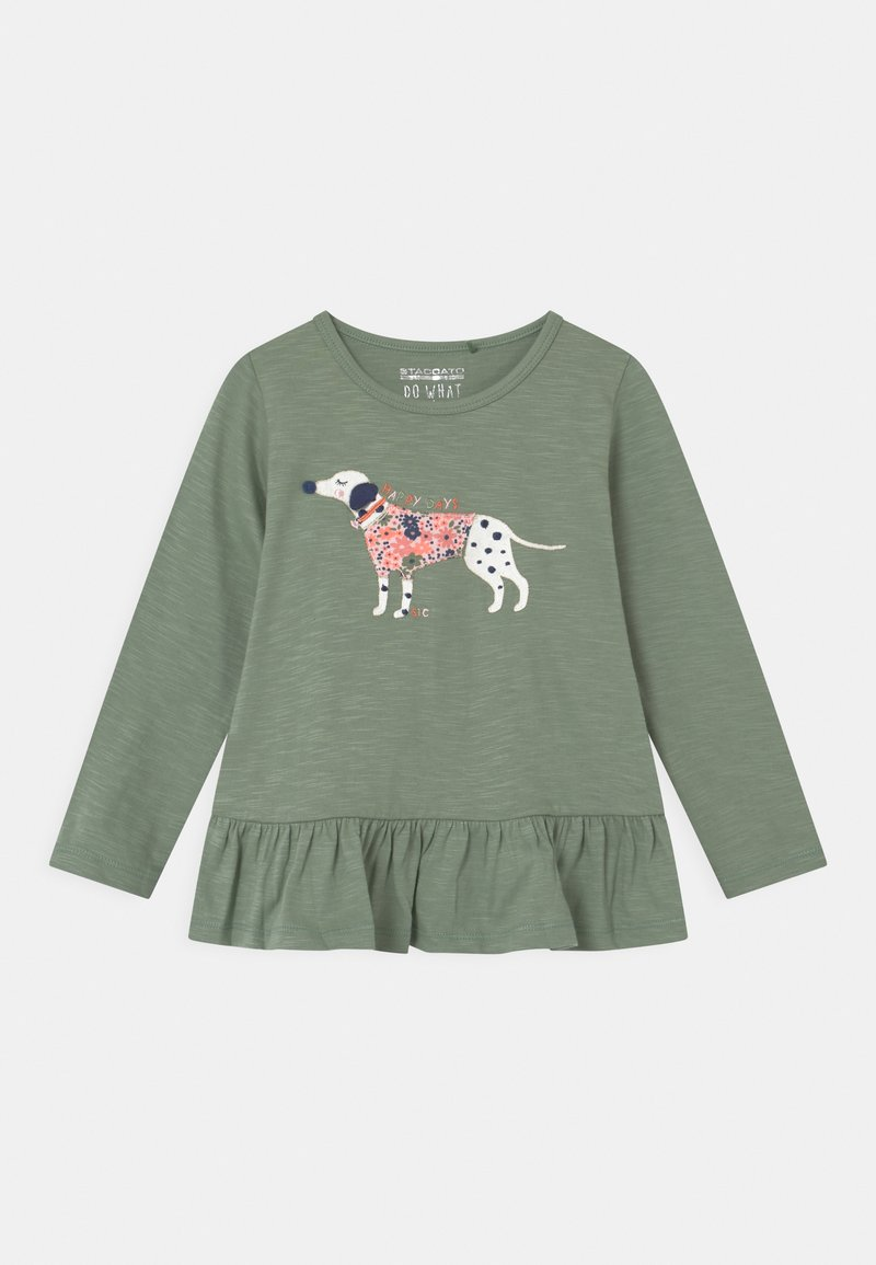 Staccato - KID - Long sleeved top - khaki