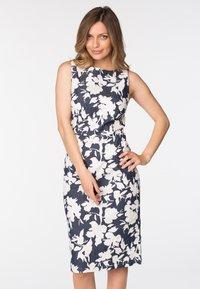 Diyas London - ADELANE - Shift dress - flower print - 0