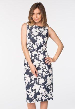 ADELANE - Shift dress - flower print