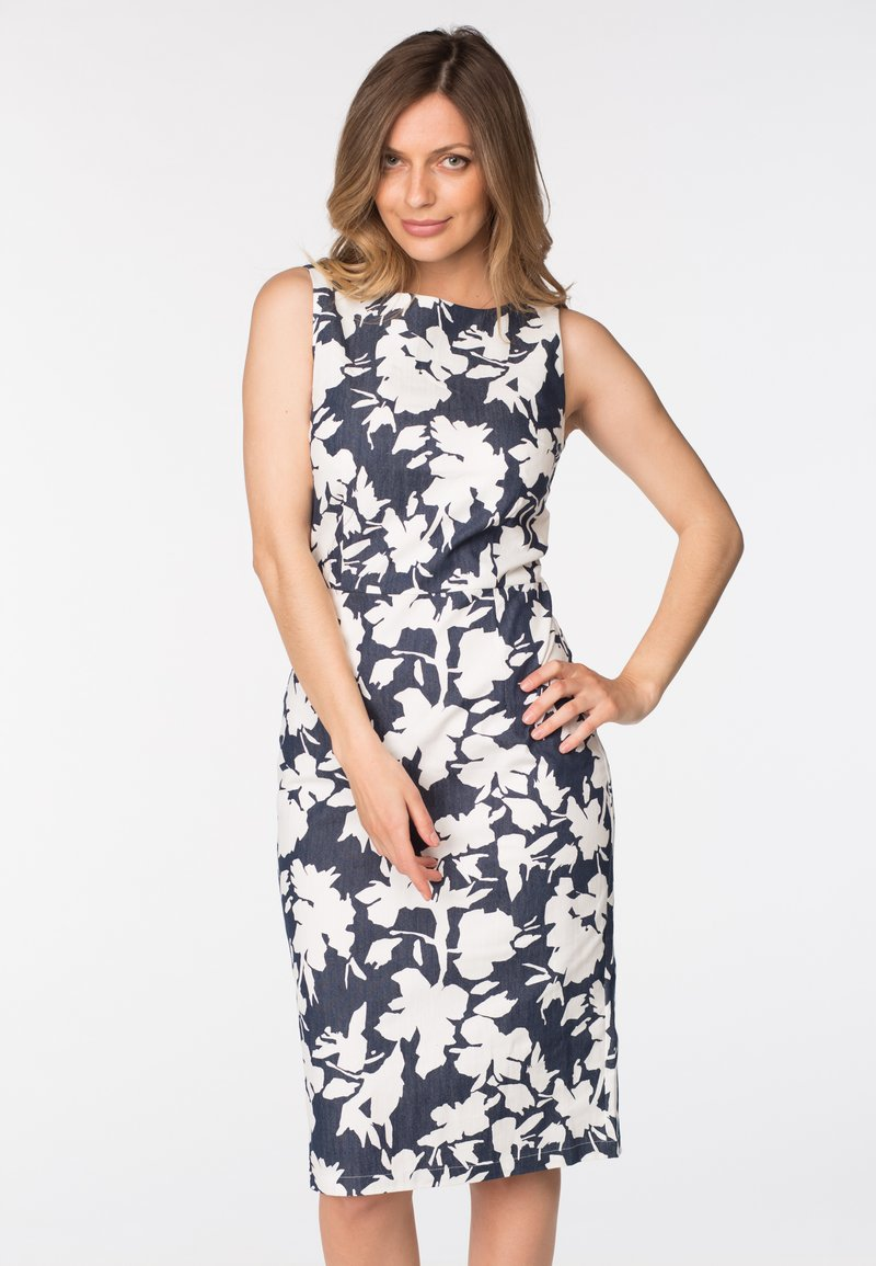 Diyas London - ADELANE - Shift dress - flower print