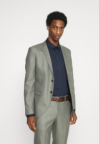 Selected Homme - SLHMYLOLOGAN  - Anzug - grey/structure - 5
