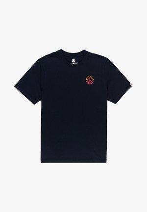 ONSLOW - Print T-shirt - eclipse navy