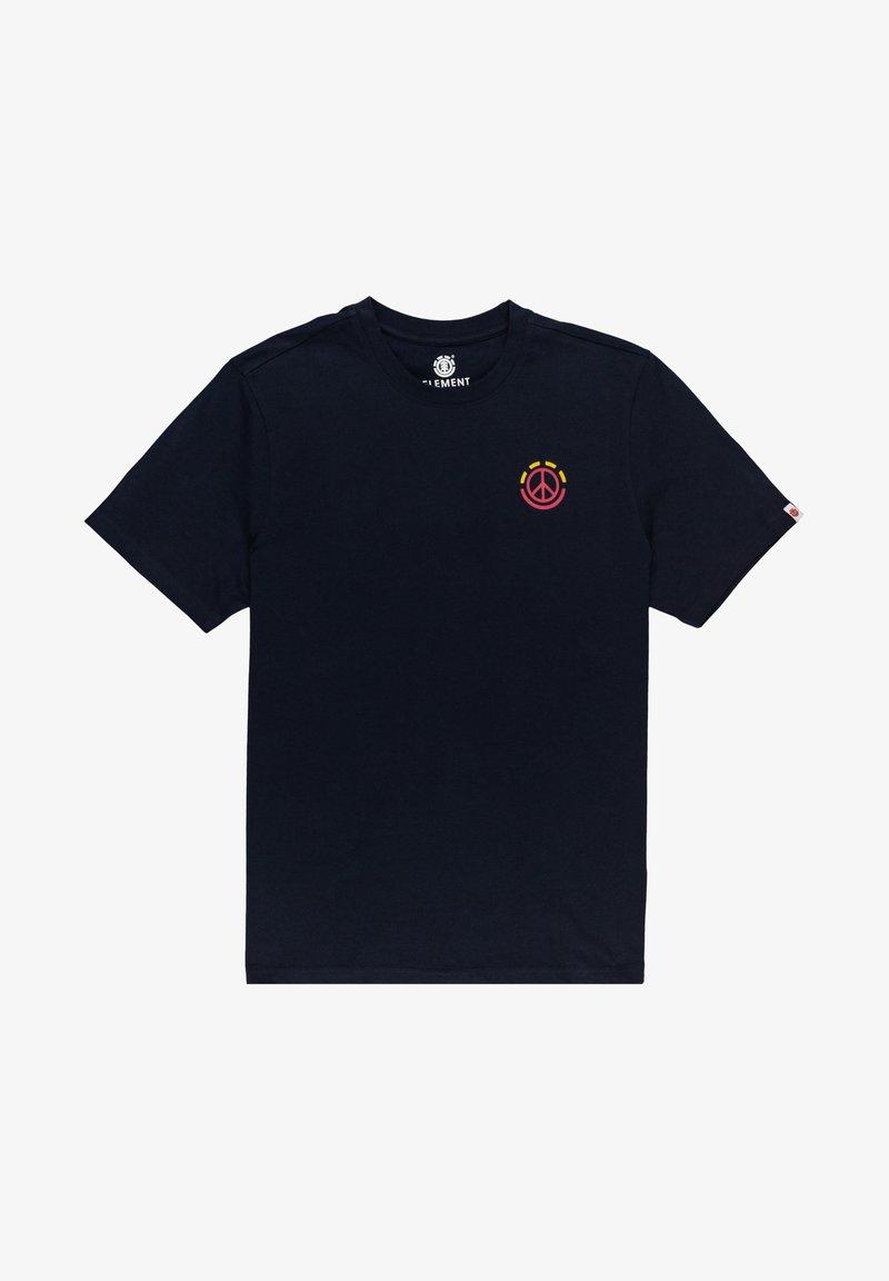 Element - ONSLOW - Print T-shirt - eclipse navy