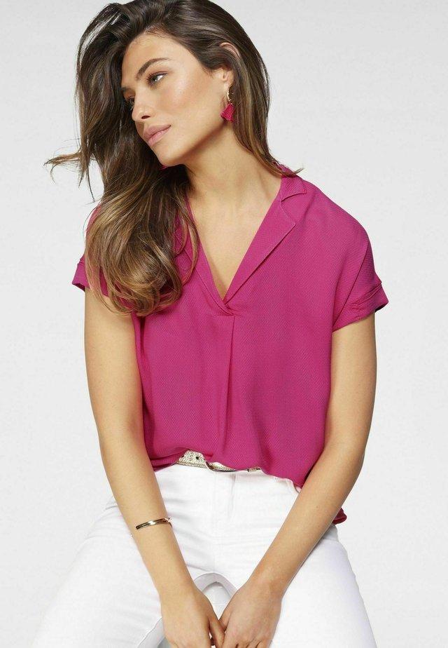 Blouse - pink