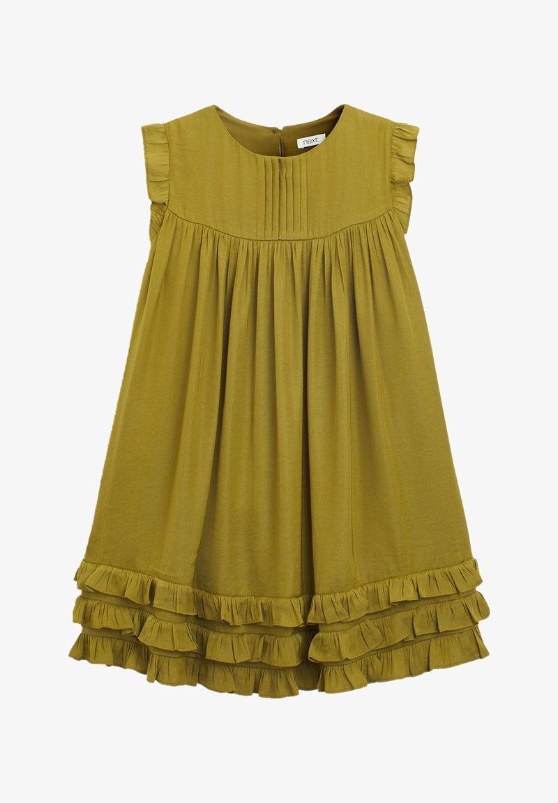 Next - Day dress - olive