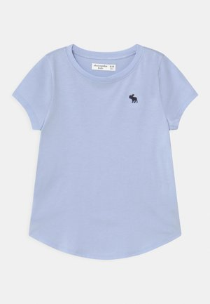 CORE CREW  - Basic T-shirt - blue