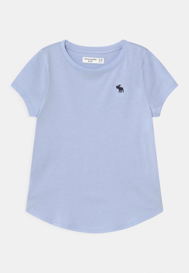 CORE CREW  - T-Shirt basic - blue