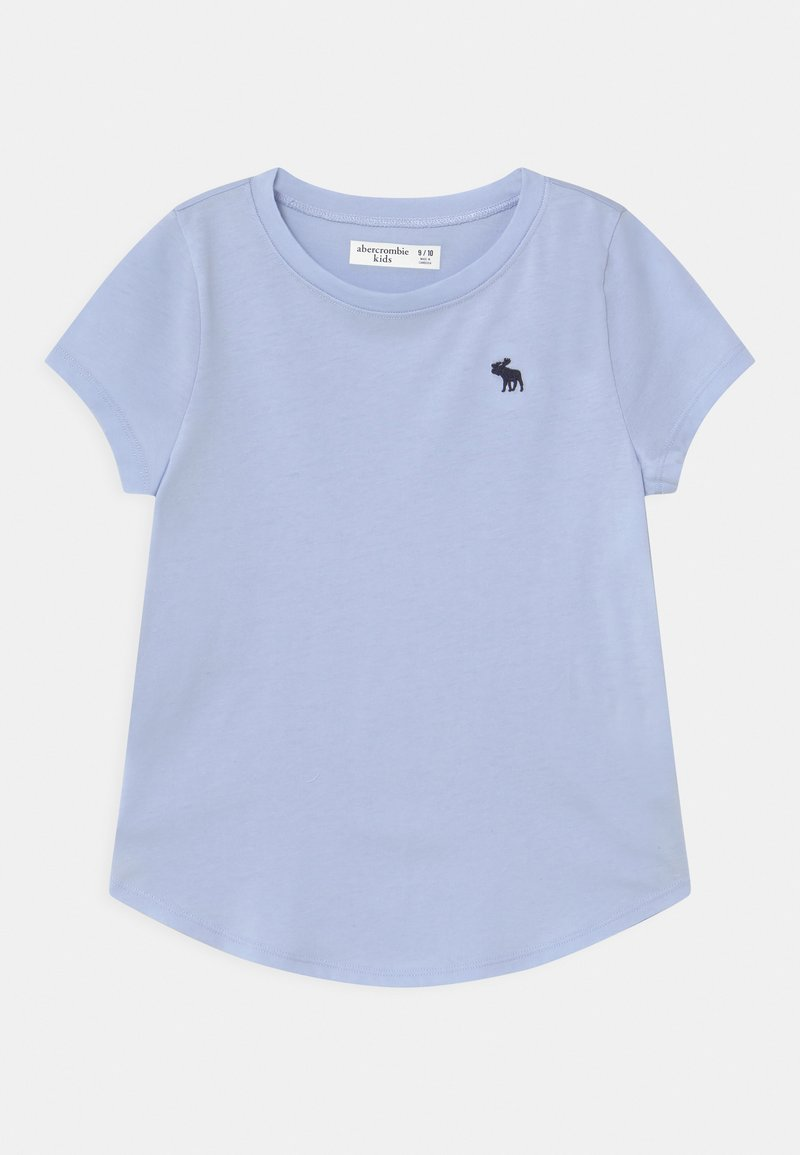 Abercrombie & Fitch - CORE CREW  - Basic T-shirt - blue