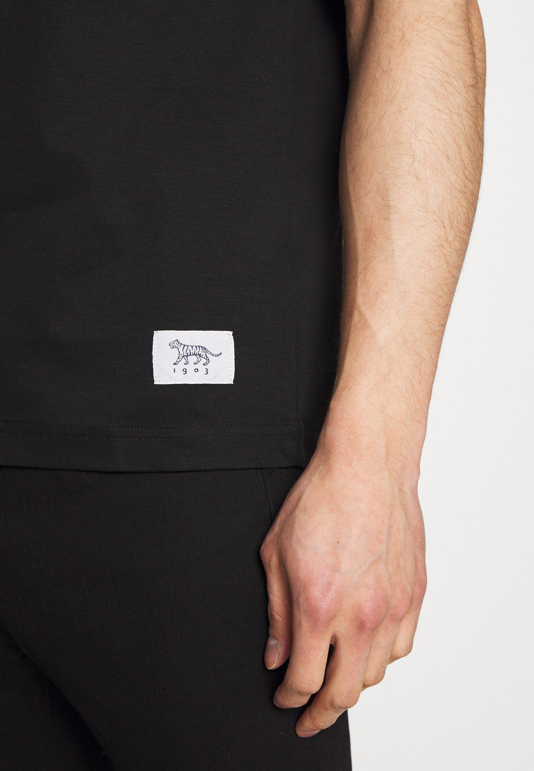 Tiger of Sweden OLAF - T-shirt basique - black