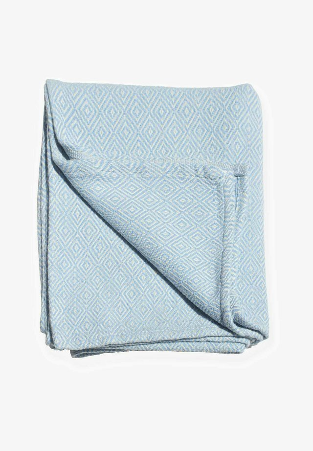 Manta de bebé - blue