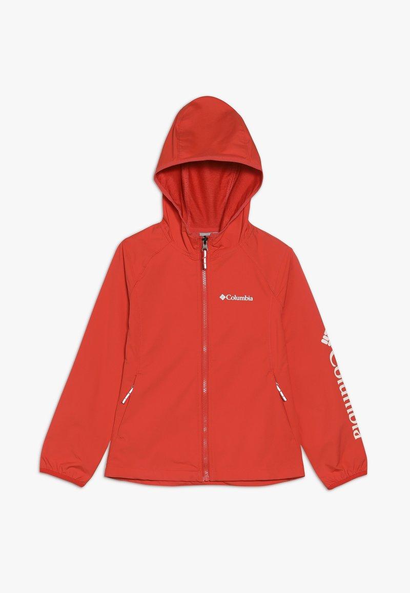 Columbia - ROCKY RANGE - Outdoor jacket - bright poppy