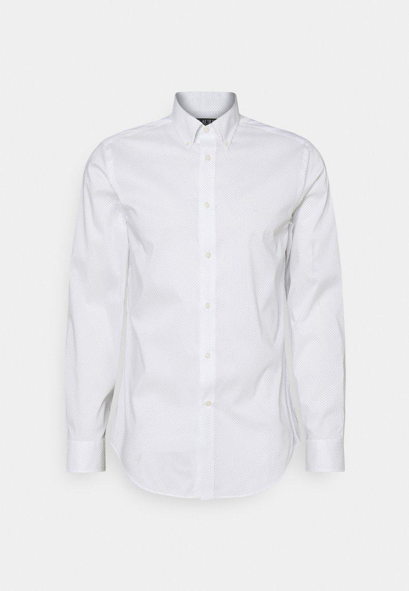 Lauren Ralph Lauren - EASYCARE SLIM FIT  - Shirt - navy