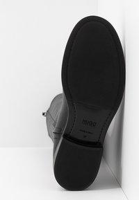 HUGO - VICTORIA FLAT - Boots - black - 6