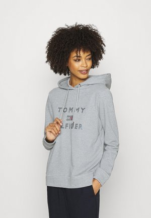 TIARA HOODIE  - Mikina s kapucí - light grey heather