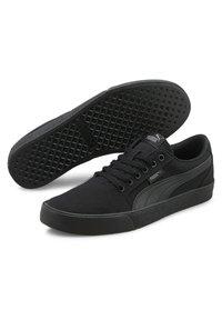 Puma - C-SKATE VULC  - Sneakers basse - puma black-puma black - 1