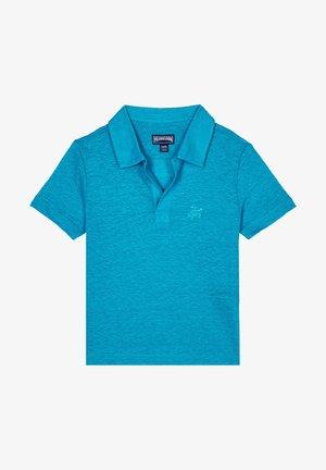 Poloshirt - light azure