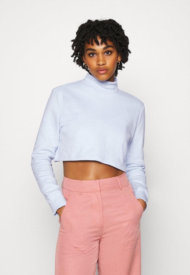 ESSA  - Sweatshirt - light blue