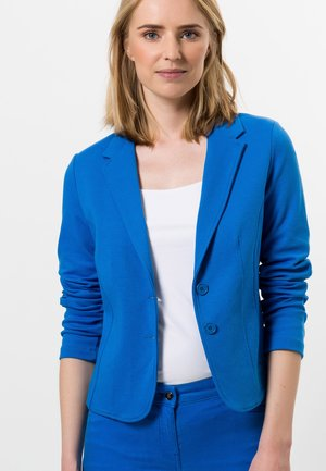 MIT STRETCHANTEIL - Blazer - fresh blue