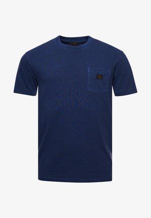 T-Shirt basic - soft navy