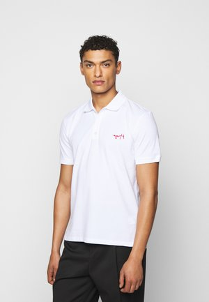DURO - Polo shirt - white
