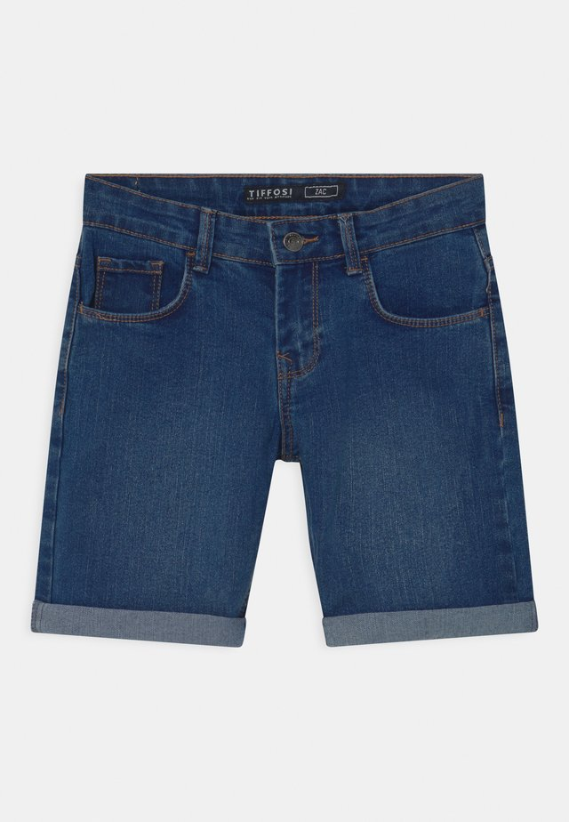 ZAC - Shorts di jeans - blue