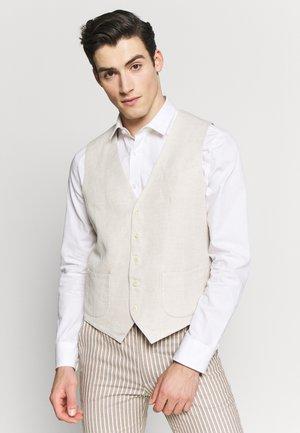 GILET - Waistcoat - beige